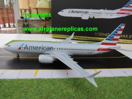 American Airlines B 737-800 Max 1/200 scale