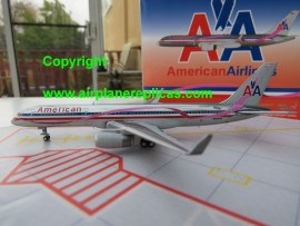 American Airlines B 757-200(W) Pink Ribbon livery