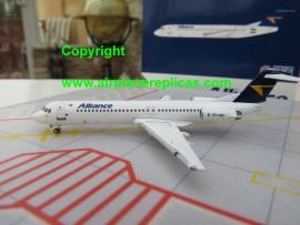 Alliance Airlines Fokker F-100