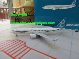 Boeing 737-800 Max White house livery
