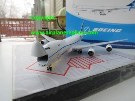 Boeing House livery 747-8F Interactive series with opening Cargo doors