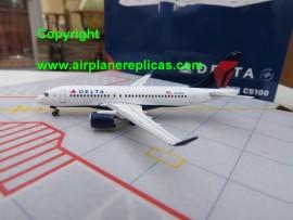 Delta Airlines Bombardier CS100