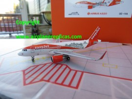 Easyjet A320 Austria livery