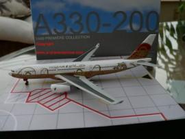 Gulf Air A 330-200 50th Ann. Red