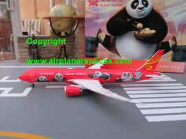Hainan Airlines B 787-9 Red Panda livery