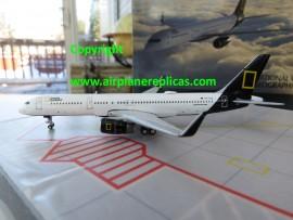 Icelandair B 757-200W National Geographic livery