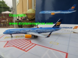 Icelandair B 757-200 (S) 80th Ann livery