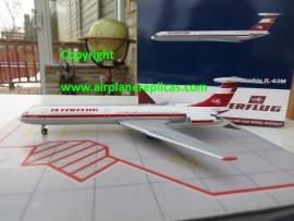 Interflug IL-62M