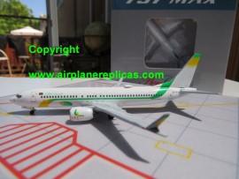 Mauritania Airlines B 737 Max 8 AWKAR