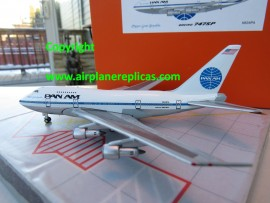 Pan AM B 747SP Clipper Great Republic