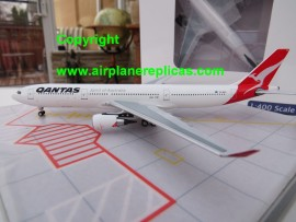 Qantas A330-300 Interim 2000 livery Mt. Gambler