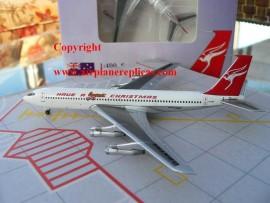Qantas B 707-300 Qantastic livery