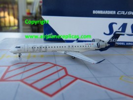 SAS Scandinavian Airlines CRJ-900 new livery
