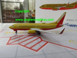 Southwest Airlines B 737-700W Classic livery